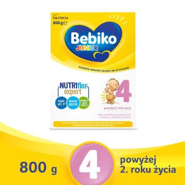 BEBIKO Junior 4 Mleko modyfikowane dla dzieci powy¿ej 2. roku ¿ycia