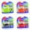 KANGARO Trendy - 45M/Z4 Zestaw zszywacz, rozszywacz, zszywki, blister 1szt