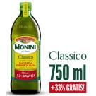 MONINI Classico Oliwa z oliwek Extra Vergine 750ml + 33% Gratis! 1l
