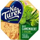 NATUREK Nasz Camembert Ser pleśniowy z ziołami 120g