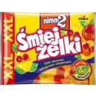NIMM2 Śmiejżelki Żelki owocowe XXL 180g