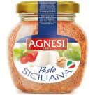 AGNESI - Pesto Siciliana z serem ricotta i orzechami 185g