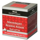 DILMAH Exceptional Herbata czarna Maharajah Reserve Assam 20 torebek 40g