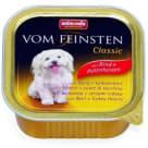 ANIMONDA Vom Feinsten Classic Pokarm dla psa - Wołowina + serca indyka 150g