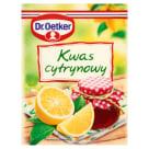 DR. OETKER Kwasek cytrynowy 20g