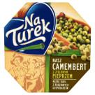 NATUREK Nasz Camembert Ser pleśniowy z pieprzem 120g