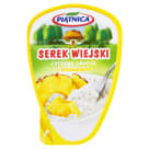 PIĄTNICA Serek wiejski z ananasem 150g