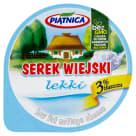PIĄTNICA Serek wiejski lekki 150g