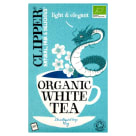 CLIPPER Biała herbata 26 torebek BIO Fair Trade 45g