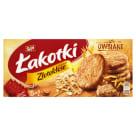 SAN Łakotki Złotokłose Ciasteczka owsiane 171g