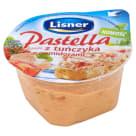 LISNER Pastella Pasta kanapkowa z tuńczyka z pomidorami 80g