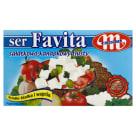 MLEKOVITA Favita Ser sałatkowo-kanapkowy 18% tłuszczu 270g