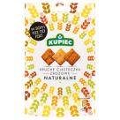 KUPIEC Kruche ciasteczka zbożowe naturalne 50g