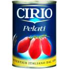 CIRIO Pomidory pelati bez skóry 400g