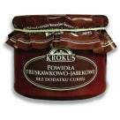 KROKUS Powidła truskawkowo - jabłkowe bez cukru 310g
