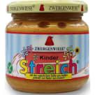 ZWERGENWIESE Pasta słonecznikowa dla dzieci bezglutenowa BIO 180g
