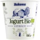 BAKOMA Jogurt Bio naturalny 140g