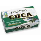 CUCA Sardynki w oliwie z oliwek BIO 120g