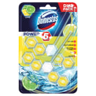 DOMESTOS Power 5 Kostka toaletowa Duo Lime (2x55g) 110 g