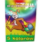 ARPEX Farbki do jajek 5 barwników 1szt