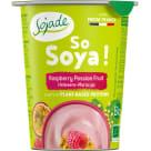SOJADE Jogurt sojowy malinowy BIO 125g