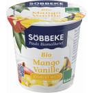 SOBBEKE Jogurt z mango i wanilią BIO 150g