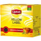 LIPTON Yellow Label Herbata czarna granulowana 100g