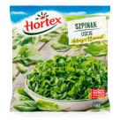 HORTEX Szpinak liście mrożony 450g