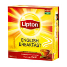 LIPTON English Breakfast Herbata czarna 100 torebek 200 g