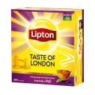 LIPTON TASTE OF LONDON Herbata czarna 100 torebek 200g