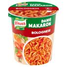KNORR DANIE Makaron bolognese (danie instant) 60g