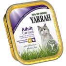 YARRAH Pokarm dla kota - Kawałki kurczaka i indyka z aloesem BIO 100g