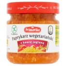 PRIMAVIKA Paprykarz wegetariański z kaszą jaglaną 160g