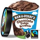 BEN&JERRY'S Lody czekoladowe z kawałkami czekoladowych ciastek brownie 500ml