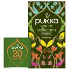 PUKKA Herbatka aromatyzowana Green Collection BIO 20 torebek 32g