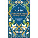 PUKKA Herbatka aromat. Chamomile, Vanilla & Manuka Honey BIO 20 tor. 32g