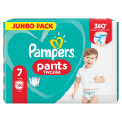PAMPERS Pieluchomajtki Rozmiar 7 ( 17kg+) 40 szt 1szt