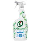 CIF Trigger Naturals Spray do czyszczenia łazienki z dodatkiem octu 750ml