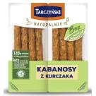 TARCZYŃSKI Naturalnie Kabanosy z kurczaka 180g