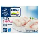 FROSTA Filety z mintaja mrożony 300g