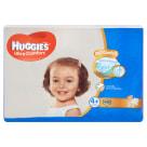 HUGGIES Ultra Comfort Pieluchy Rozmiar 4+ (10-16kg) 46 szt. 1szt