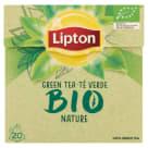 LIPTON Herbata zielona BIO 20 piramidek 28g