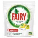FAIRY Original All In One Tabletki do zmywarki cytrynowe 30 szt 1szt