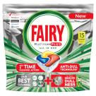 FAIRY PLATINUM Plus Kapsułki do zmywarki cytrynowe 15 szt 1szt