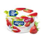ALPRO Sojowe o smaku truskawkowym 150g
