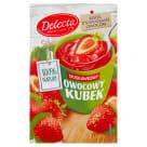 DELECTA Owocowy Kubek Kisiel smak truskawkowy 30g