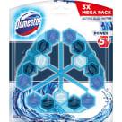 DOMESTOS Power 5 Kostka zapachowa do toalet  Blue Water Ocean 3x53g 159g