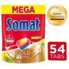 SOMAT Gold Tabletki do zmywarek Lemon & Lime 54 szt. 1szt