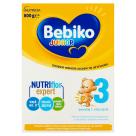 BEBIKO Junior 3 Mleko modyfikowane dla dzieci powyżej 1. roku życia 800g