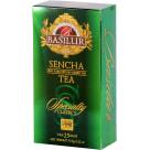 BASILUR Classics Sencha Herbata zielona 25 torebek 37g